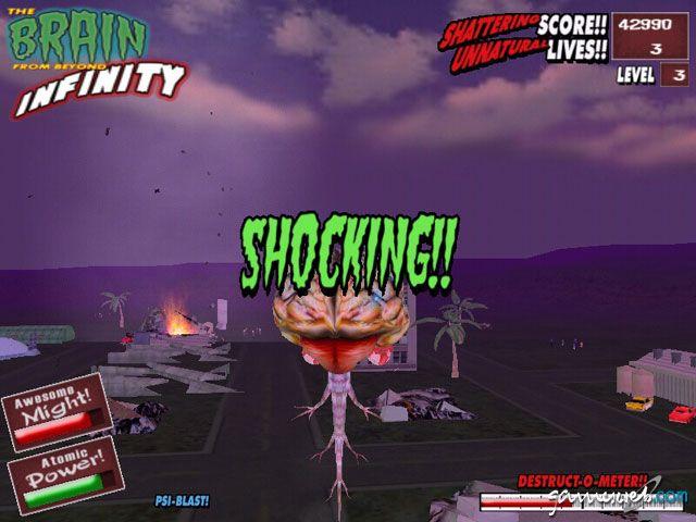 I was an Atomic Mutant - Screenshots - Bild 3