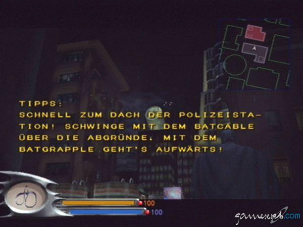 Batman: Dark Tomorrow - Screenshots - Bild 19
