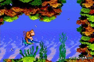 Donkey Kong Country  Archiv - Screenshots - Bild 2