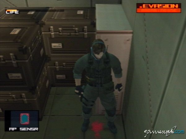Metal Gear Solid 2: Substance - Screenshots - Bild 2