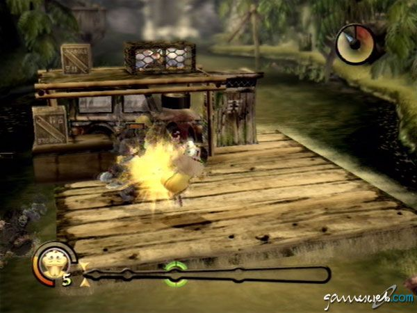 Kung Fu Chaos - Screenshots - Bild 13