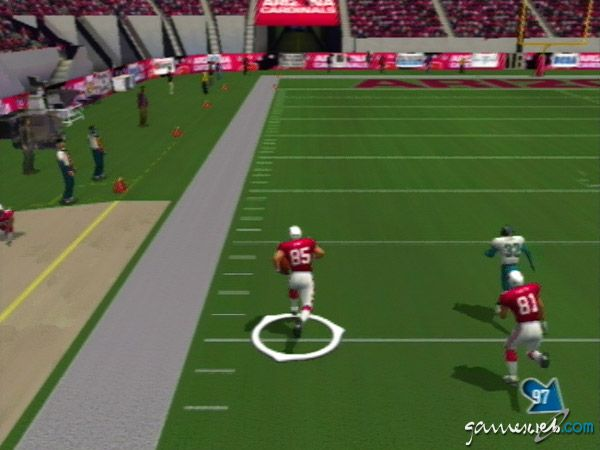 NFL 2K3 - Screenshots - Bild 5