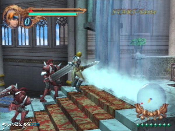 Raging Blades - Screenshots - Bild 4