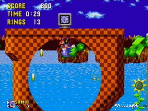 Sonic Mega Collection - Screenshots - Bild 14