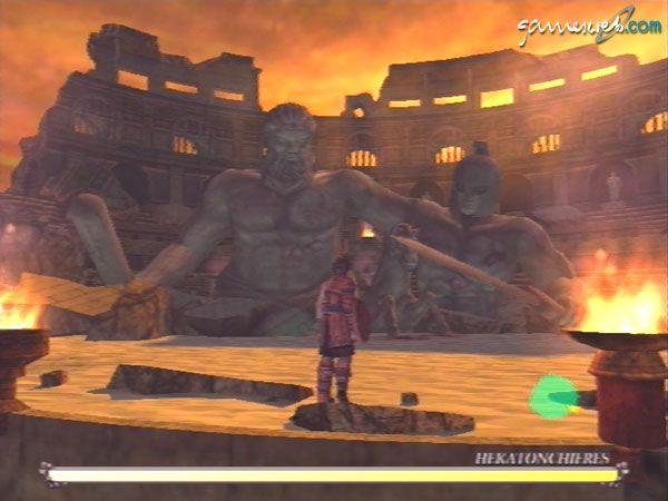Rygar: The Legendary Adventure - Screenshots - Bild 3