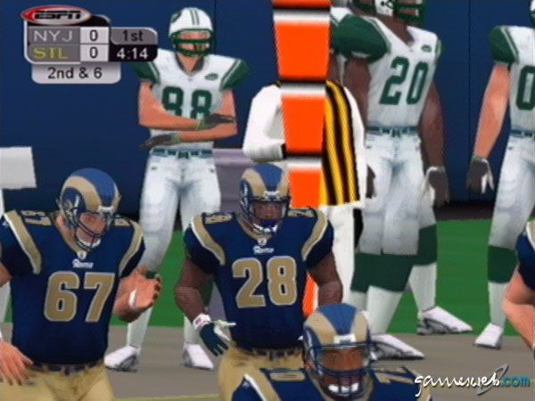 NFL 2K3 - Screenshots - Bild 6