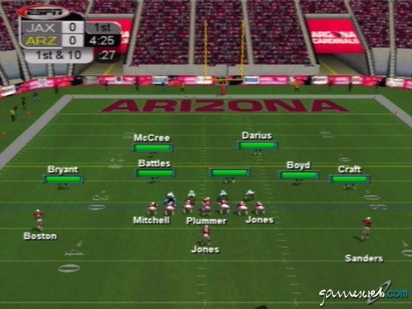 NFL 2K3 - Screenshots - Bild 3