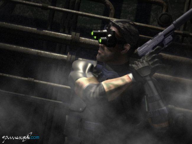 Splinter Cell: Pandora Tomorrow  Archiv - Screenshots - Bild 41