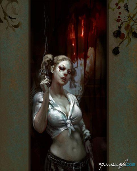Vampire: The Masquerade - Bloodlines  Archiv - Artworks - Bild 3