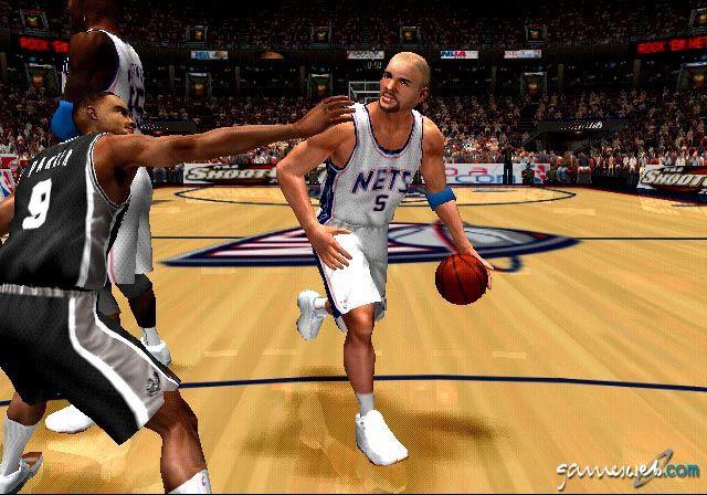 NBA ShootOut 2004  Archiv - Screenshots - Bild 8