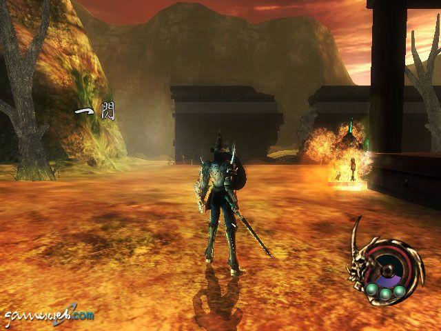 Otogi: Myth of Demons  Archiv - Screenshots - Bild 2