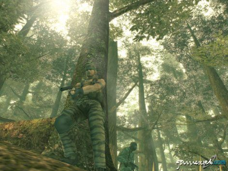 Metal Gear Solid 3: Snake Eater  Archiv - Screenshots - Bild 138