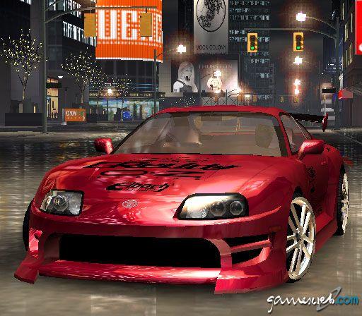 Need for Speed Underground  Archiv - Screenshots - Bild 8