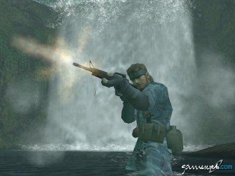Metal Gear Solid 3: Snake Eater  Archiv - Screenshots - Bild 139