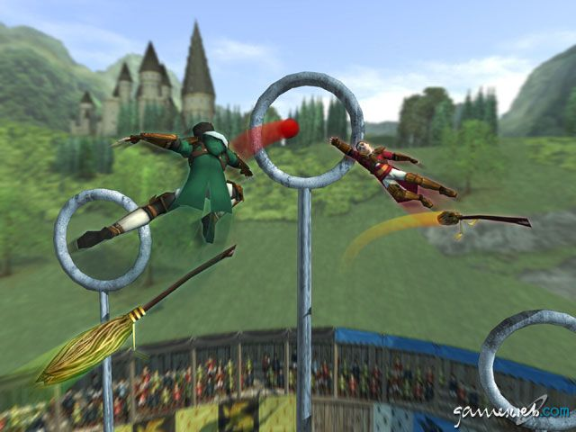 Harry Potter: Quidditch World Cup  Archiv - Screenshots - Bild 5