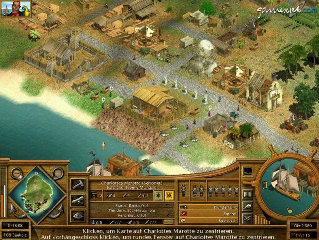 Tropico 2: Die Pirateninsel - Screenshots - Bild 4