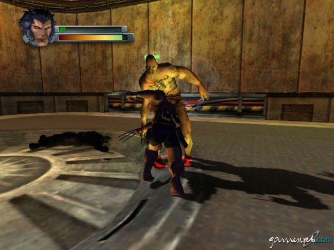 X-Men: Wolverine's Revenge - Screenshots - Bild 17