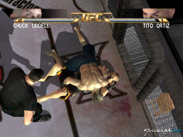 UFC Tapout 2  Archiv - Screenshots - Bild 3