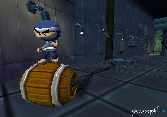 I-Ninja  Archiv - Screenshots - Bild 7