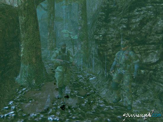 Metal Gear Solid 3: Snake Eater  Archiv - Screenshots - Bild 121