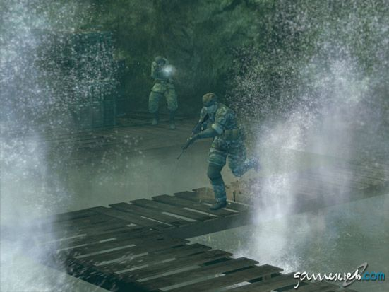 Metal Gear Solid 3: Snake Eater  Archiv - Screenshots - Bild 133