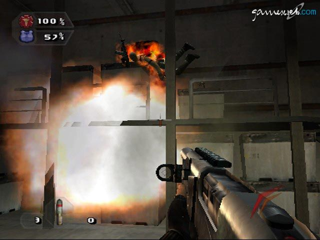 Fugitive Hunter  Archiv - Screenshots - Bild 18