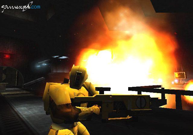 Warhammer 40,000: Fire Warrior  Archiv - Screenshots - Bild 8