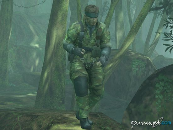 Metal Gear Solid 3: Snake Eater  Archiv - Screenshots - Bild 137