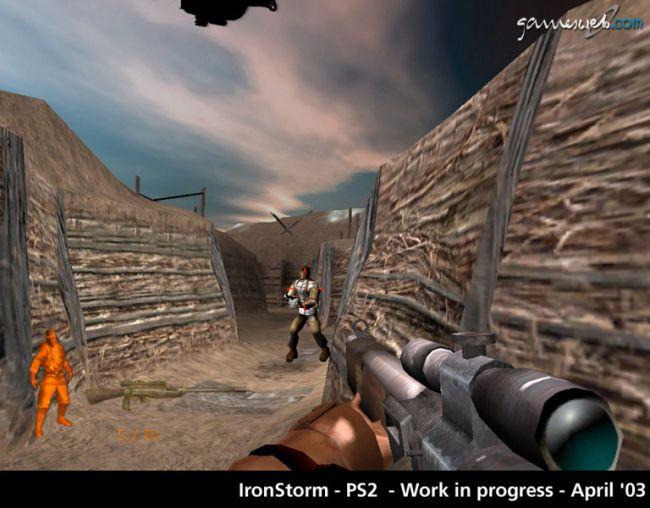World War Zero: IronStorm  Archiv - Screenshots - Bild 10