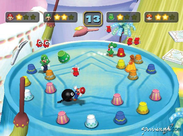 Mario Party 5  Archiv - Screenshots - Bild 13