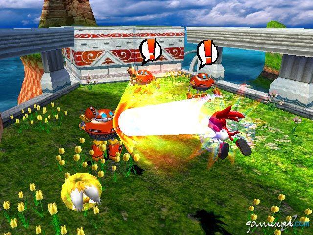 Sonic Heroes  Archiv - Screenshots - Bild 19