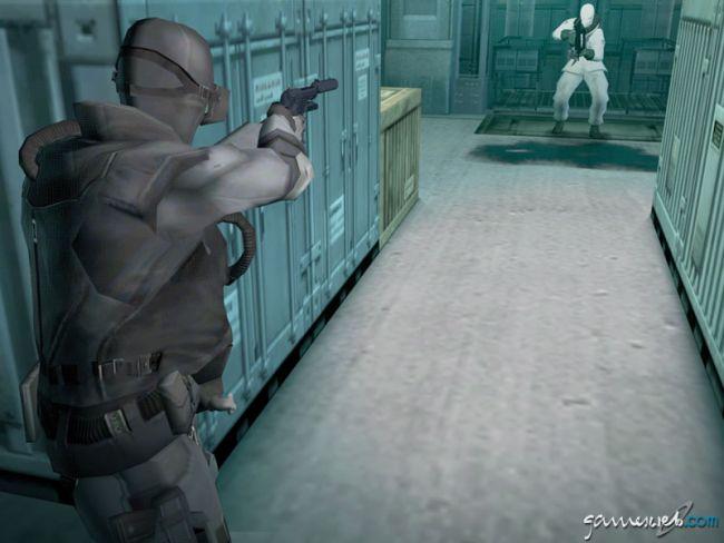 Metal Gear Solid: The Twin Snakes  Archiv - Screenshots - Bild 2