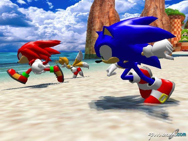 Sonic Heroes  Archiv - Screenshots - Bild 15