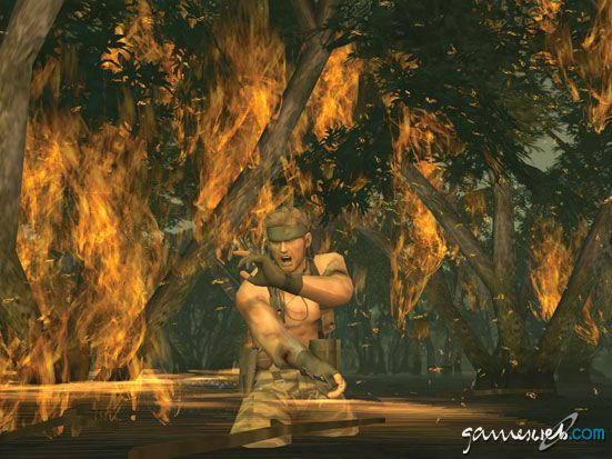 Metal Gear Solid 3: Snake Eater  Archiv - Screenshots - Bild 134