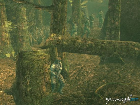 Metal Gear Solid 3: Snake Eater  Archiv - Screenshots - Bild 127