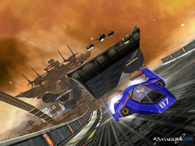 F-Zero GX  Archiv - Screenshots - Bild 15