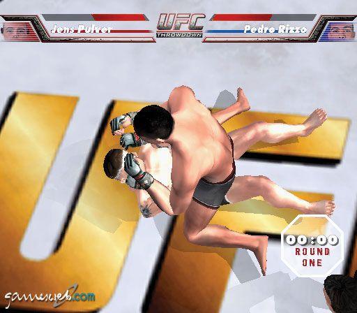 UFC: Sudden Impact  Archiv - Screenshots - Bild 7