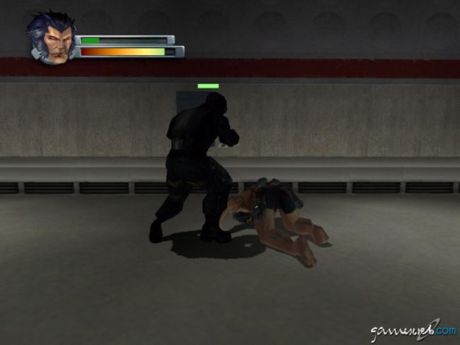 X-Men: Wolverine's Revenge - Screenshots - Bild 16