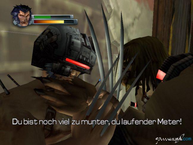 X-Men: Wolverine's Revenge - Screenshots - Bild 19
