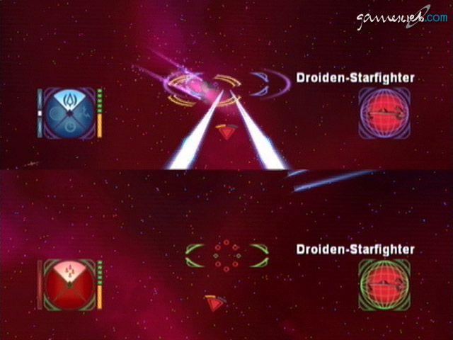 Star Wars Jedi Starfighter - Screenshots - Bild 4