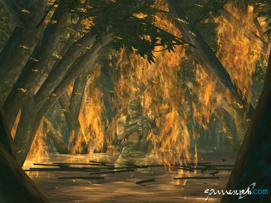 Metal Gear Solid 3: Snake Eater  Archiv - Screenshots - Bild 125