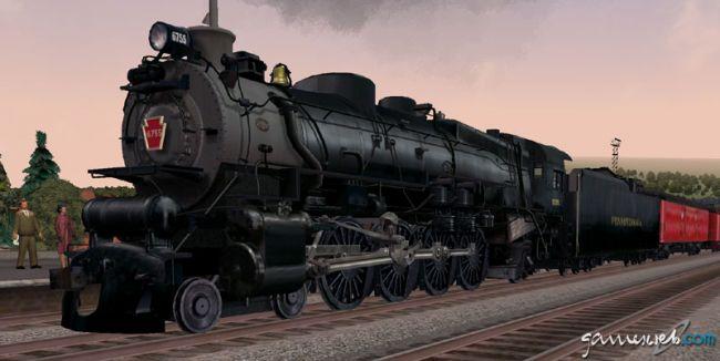 Train Simulator 2  Archiv - Screenshots - Bild 16