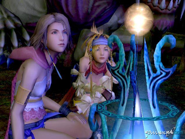 Final Fantasy X-2  Archiv - Screenshots - Bild 27