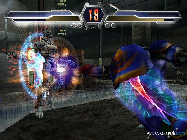 Bloody Roar 4  Archiv - Screenshots - Bild 5