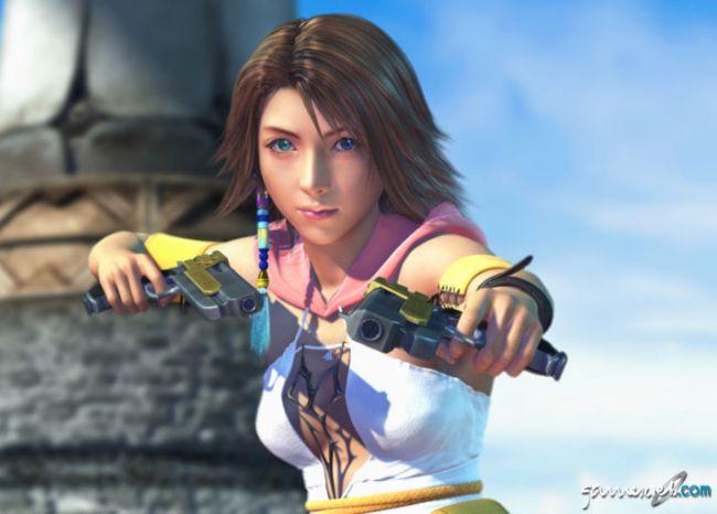 Final Fantasy X-2  Archiv - Screenshots - Bild 3