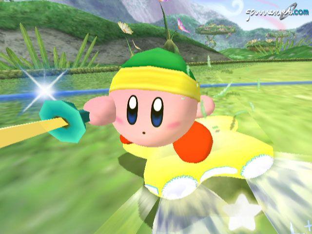 Kirby's Air Ride  Archiv - Screenshots - Bild 24