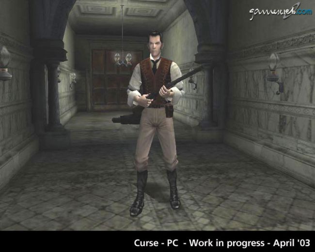 Curse: The Eye of Isis  Archiv - Screenshots - Bild 10
