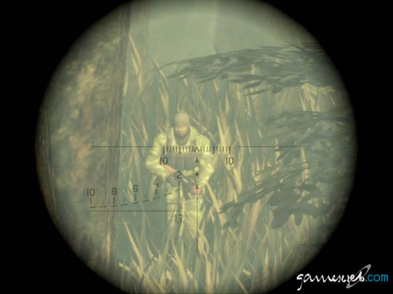 Metal Gear Solid 3: Snake Eater  Archiv - Screenshots - Bild 135