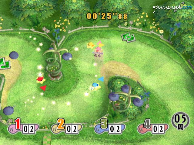 Kirby's Air Ride  Archiv - Screenshots - Bild 11