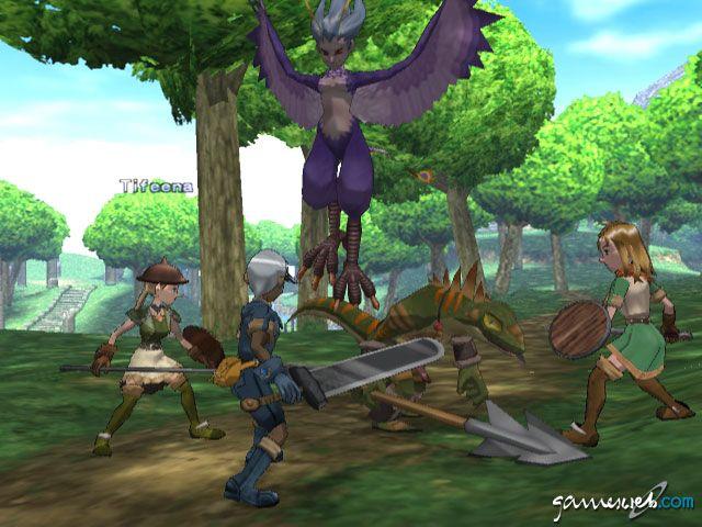 True Fantasy Live Online  Archiv - Screenshots - Bild 12